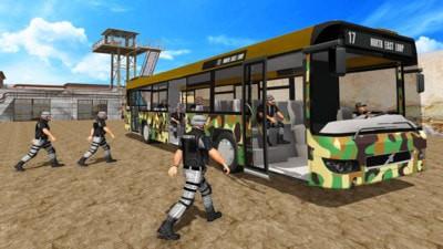 陆军巴士模拟器手游