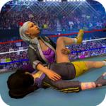 女子摔跤队