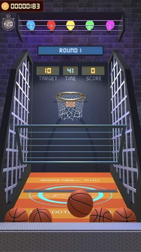 Basketball Mini
