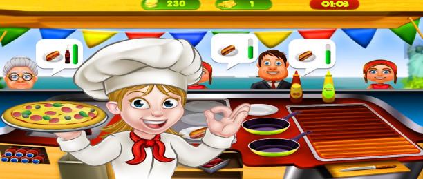 2019厨师类的游戏大全