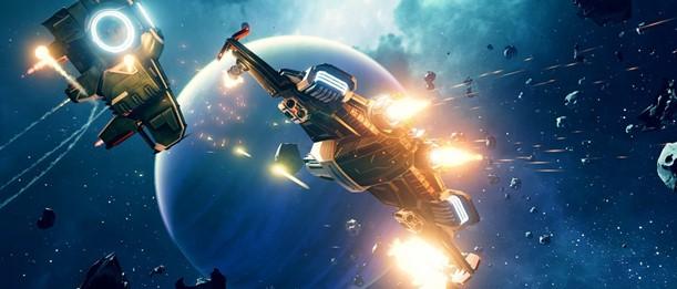 太空射击类游戏大全