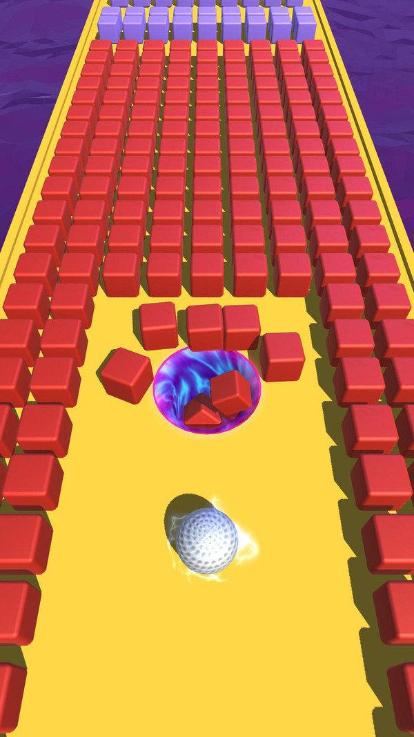 无限引力球