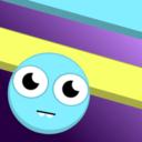 彩色小球线