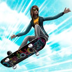 世界滑板漂移大战