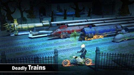 幽靈火車司機