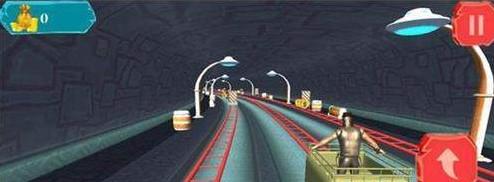 高速铁路3D游戏