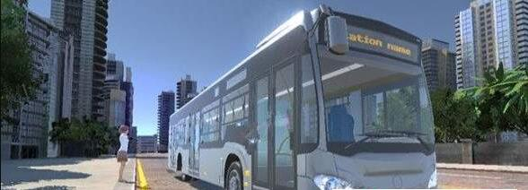 首都巴士模拟游戏