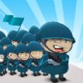 人群军队游戏