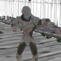 机器人英雄夜绘战士