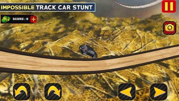 Car Tracks Breathtaking