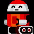 机器人涂色书