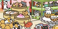 貓咪題材的游戲合集