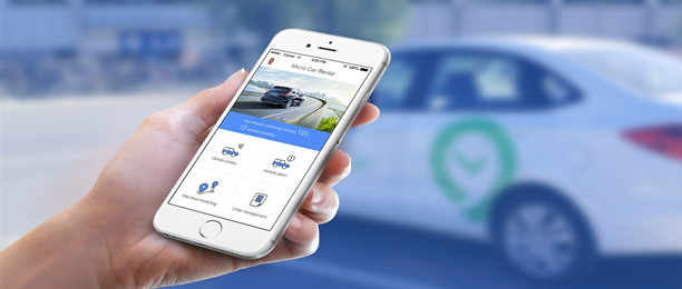 免押金租车app