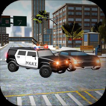 警察追逐赛