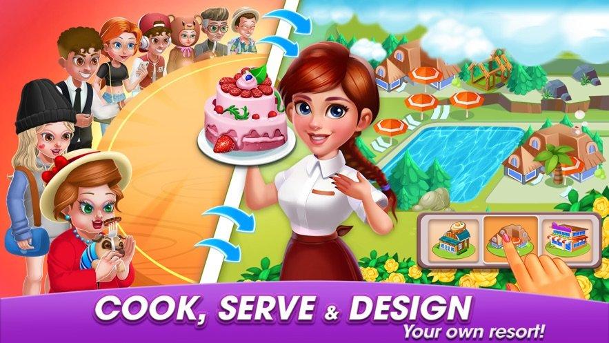 烹饪世界厨房日记