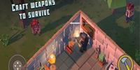 防止喪尸入城的塔防游戲