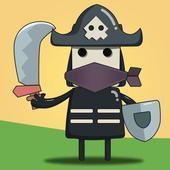 pirate cut