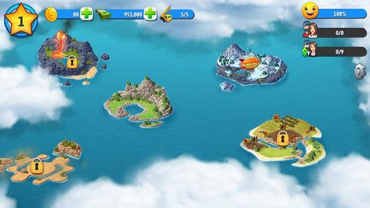 城市岛屿5破解版