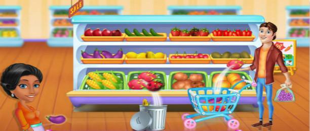 模擬經營超市游戲合集