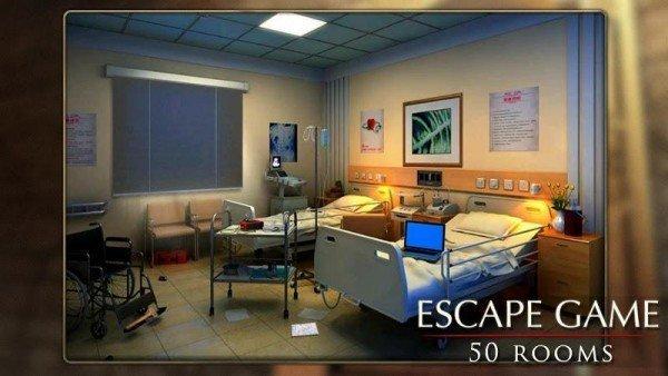 密室逃脱50个房间之二破解版