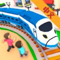 闲置观光火车
