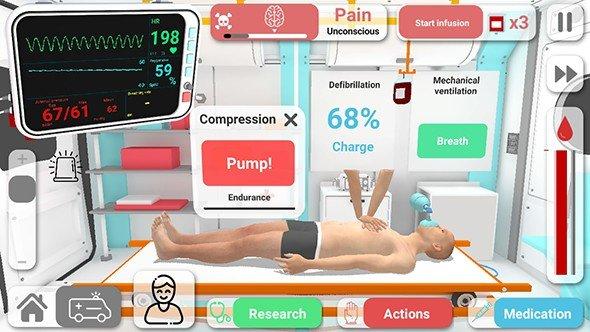 康复公司医疗模拟器破解版