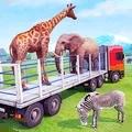 救援动物运输卡车模拟器