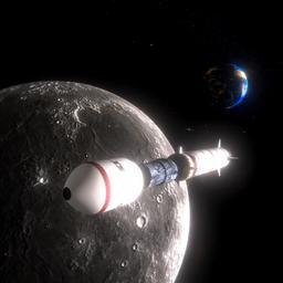 航天火箭探测模拟器中文版