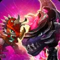 恐龙黑霸王VS三角龙