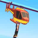 直升机飞行救援
