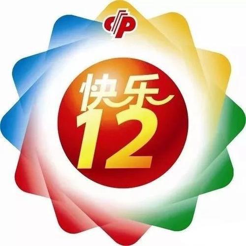 中国福彩快乐12
