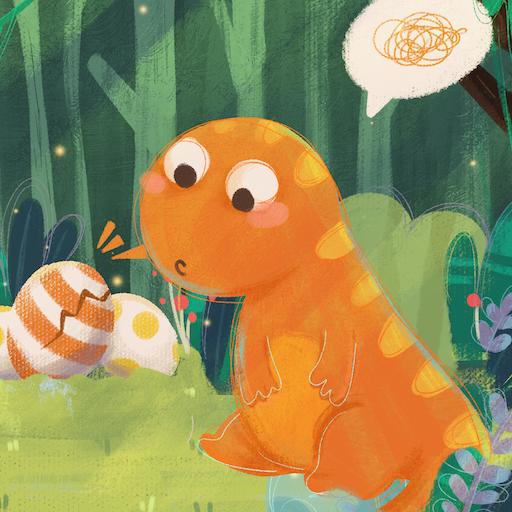恐龙绘本故事书