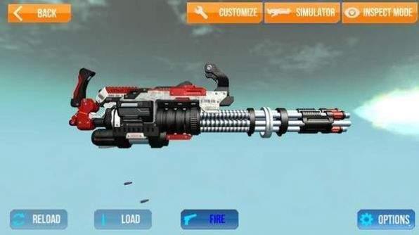 未来火炮模拟器
