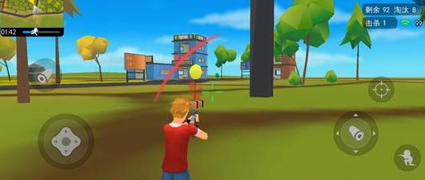 抖音上一圈人打枪的游戏合集-抖音上那个互相射击的游戏-抖音红外线射击游戏推荐