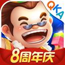 中顺游戏qka棋牌中心8周年庆四人麻将