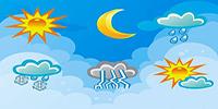 2021春节天气预测气温软件合集