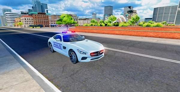 梅赛德斯警车模拟器2021
