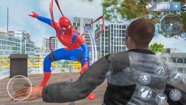 蜘蛛绳英雄邪恶小镇