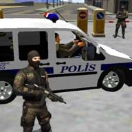 警官真实城市