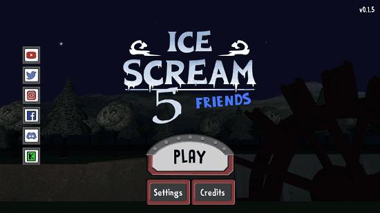 恐怖冰淇淋5